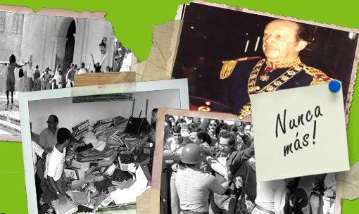 Dictadura-nunca-más