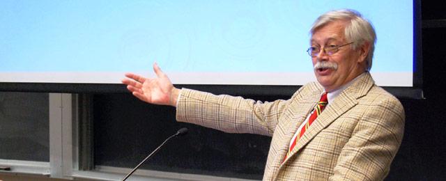 Professor  Iván Szelényi