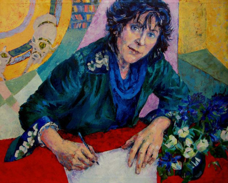 Ruth Padel by Beverley Fry